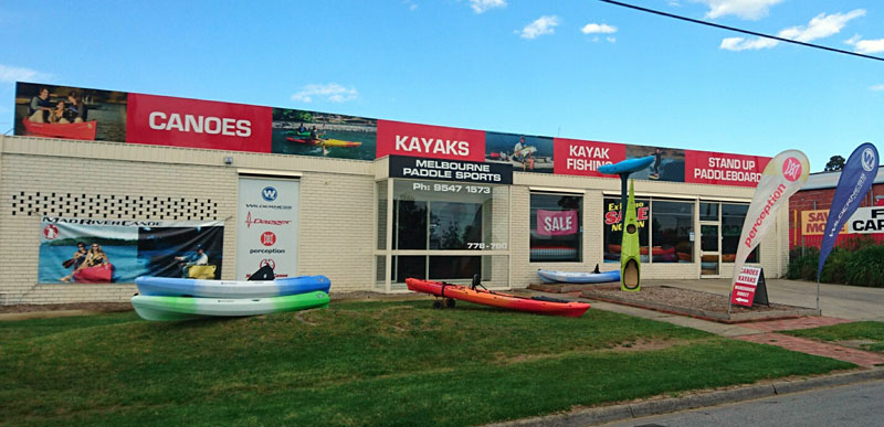 Home - Melbourne Paddle Sports, Kayaks, Canoes, SUP's, Fit-Outs
